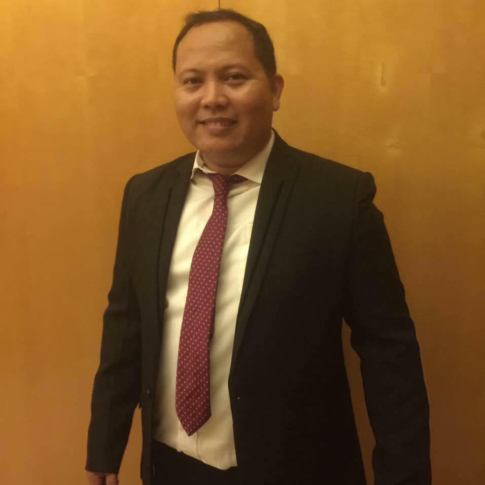 Irving Zarsuelo (Mindanao Area Rep)