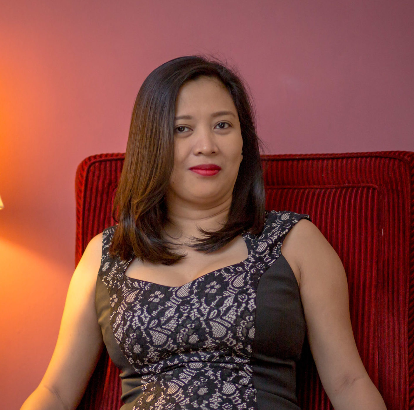 Lourdes Chua (Founder & CEO)